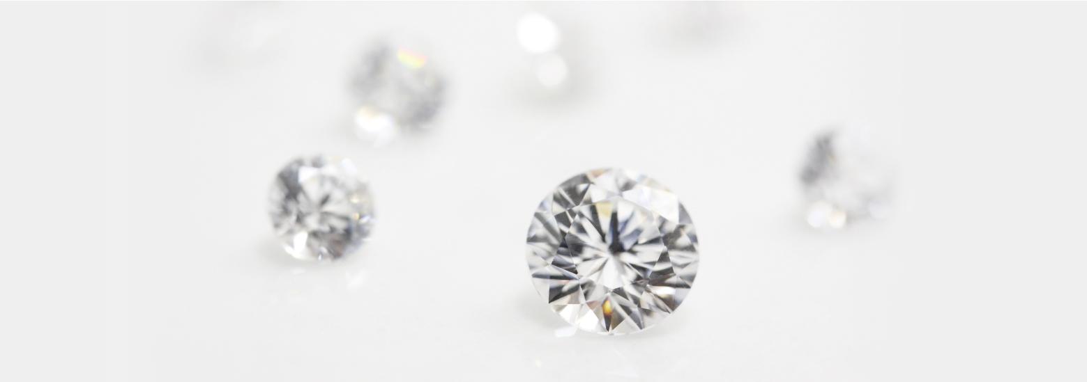 ダイヤモンド こだわりの品質