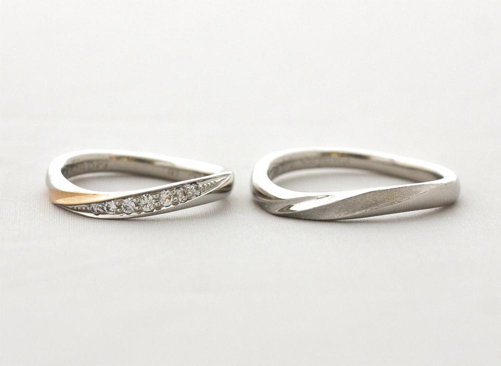 重田夫妻結婚指輪(hp)