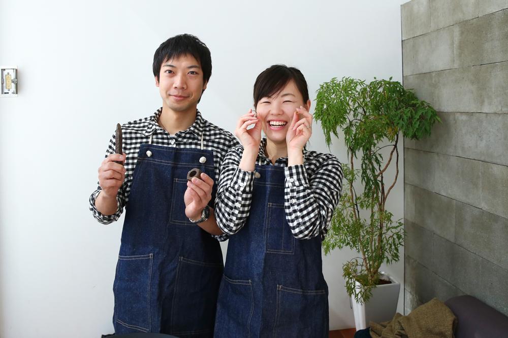 岡﨑夫妻1