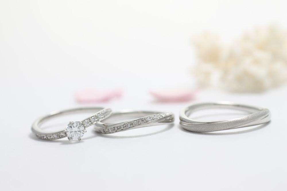 広島 婚約指輪 結婚指輪